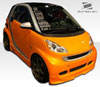 Extreme Dimensions 2008-2013 Smart ForTwo Duraflex FX Front Lip Under Spoiler Air Dam - 1 Piece