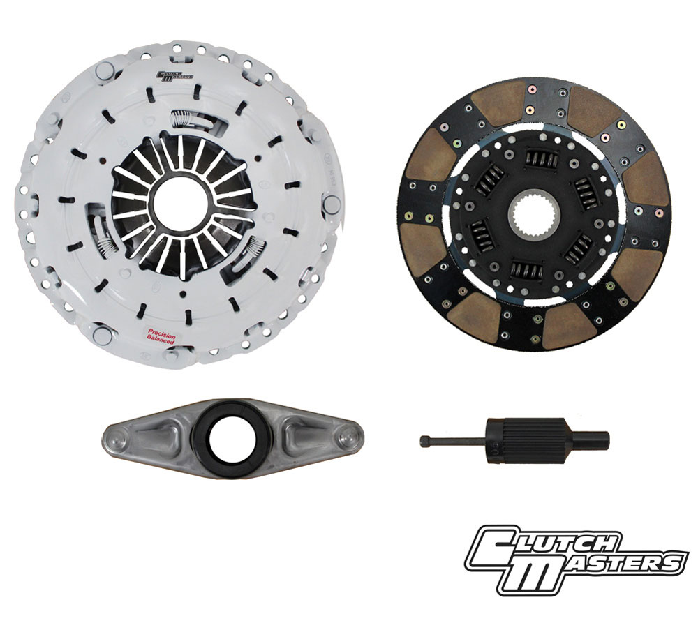 Bmw Z3 Turbo Kit: Clutch Masters 03055-HD0F-D