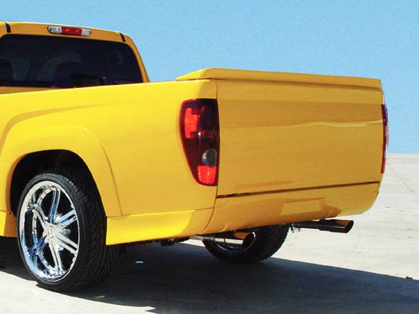For Chevy C10 Pickup Roll Pan 1967-1972 DOT//SAE Compliance Rear Fleetside w//License Part /& Light Kit