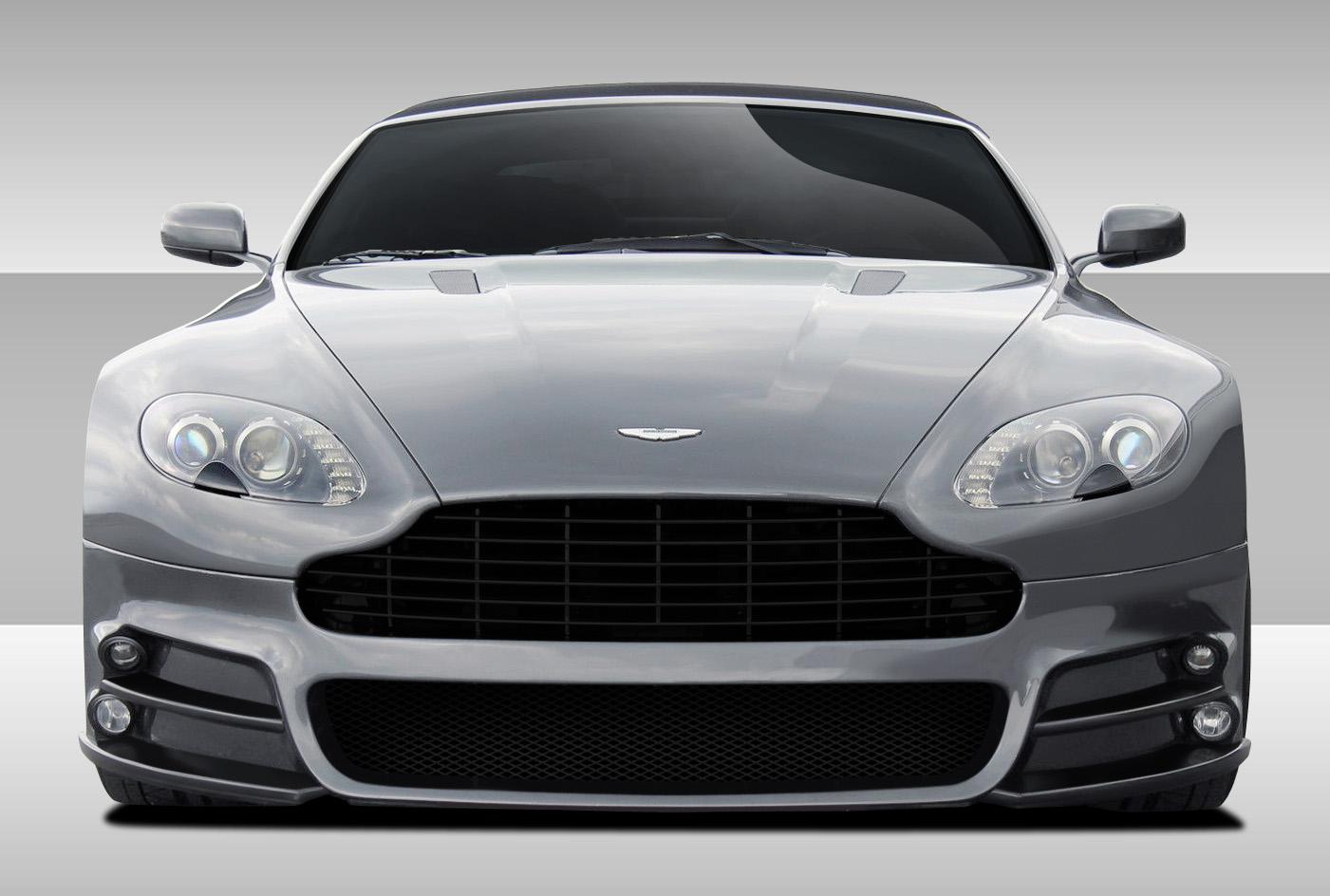 Duraflex 109644 | Aston Martin Vantage Eros Version 1 Front Bumper Cover  1 Piece; 2006 2016