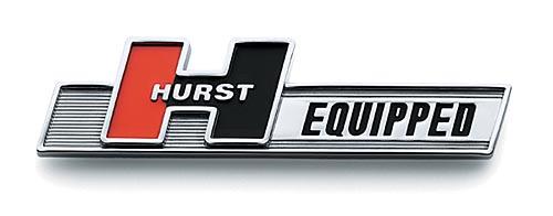 Hurst 1361000 - HURST INC Emblem