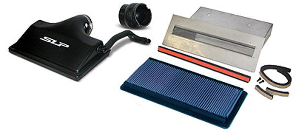 SLP Performance Parts 21047 - SLP Cold Air Package, 00-02 LS-1 Camaro (FlowPac) V8