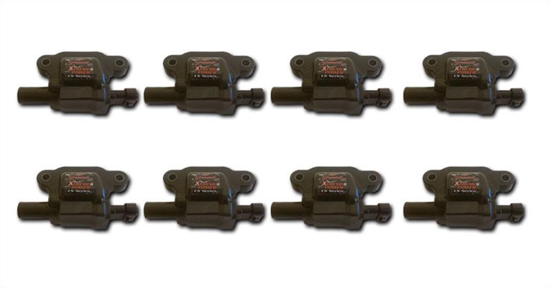 Granatelli 28-0513CP - Granatelli 2005-2012 GM LS2, LS3, LS7, LS9, LSA, L92, L99, L76 80KV Coil Pack