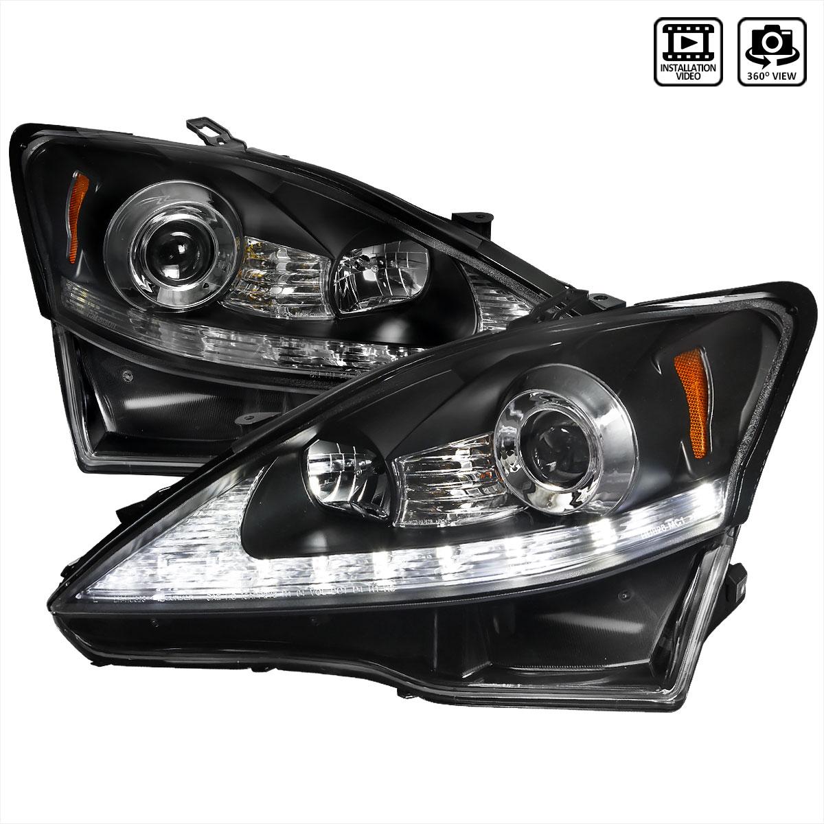 2006 lexus is250 headlights portable charger pixel 3