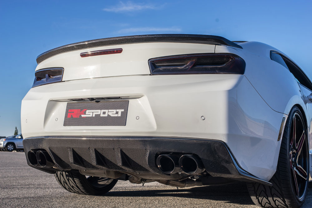 how to make a rear diffuser