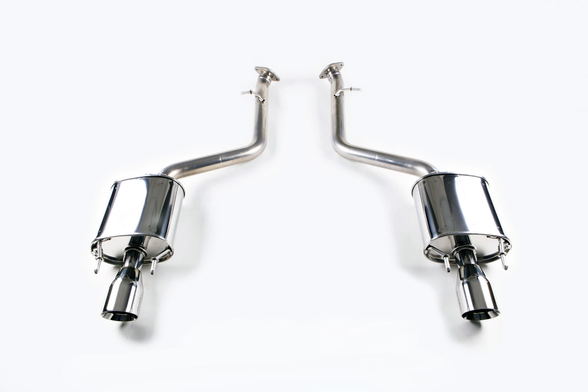 Tanabe T70177A | Medalion Touring Exhaust Lexus IS350 F-SPORT AWD/RWD
