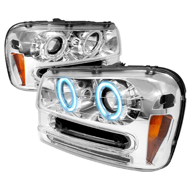 2005 Buick Rainier Headlight Bulb Replacement