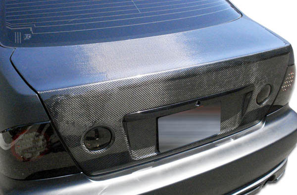 Carbon Creations 102880 | 2000-2005 Lexus IS Series IS300 4DR Carbon Creations OEM Trunk - 1 Piece