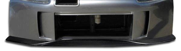 Carbon Creations 105218 | 2000-2009 Honda S2000 Carbon Creations Type JS Front Under Spoiler Air Dam Lip Splitter - 1 Piece