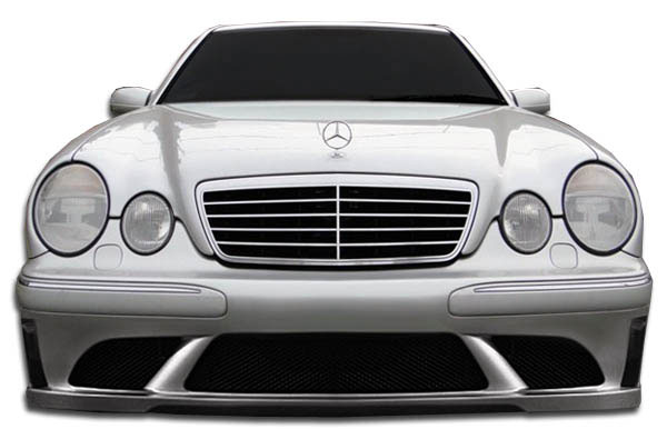 Carbon Creations 105742: 2000-2002 Mercedes E Class W210 Carbon Creations Morello Edition Front Bumper Cover - 1 Piece