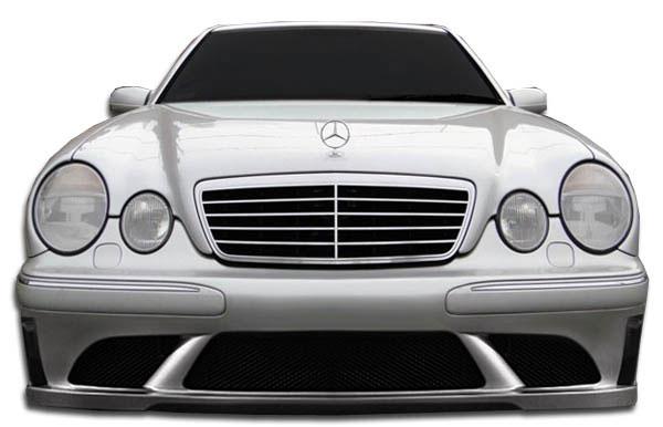 Carbon Creations 105742 | 2000-2002 Mercedes E Class W210 Carbon Creations Morello Edition Front Bumper Cover - 1 Piece