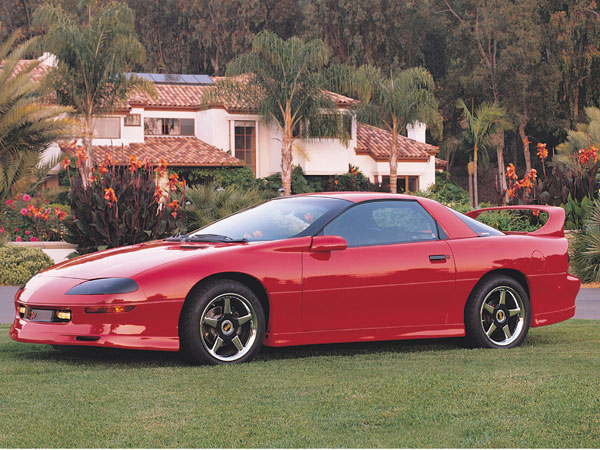 RKSport 01011000 |  CA-100 Ground Effects Package 1993-97 V8 / V6