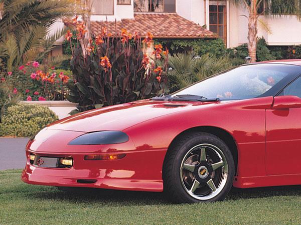 RKSport 01011001 |  CA100 Front Fascia Spoiler Camaro V8 / V6; 1993-1997