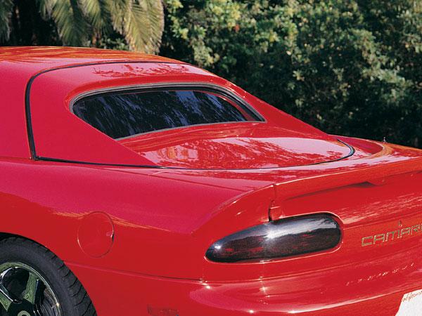 RKSport 01011022 | Camaro Sport Back; 1993-2002