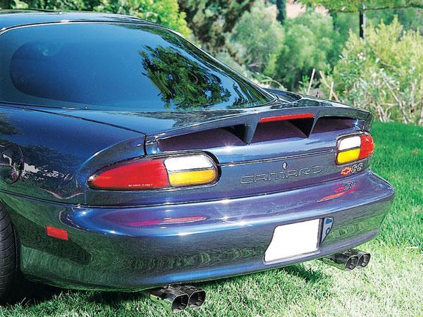 RKSport 01011046 |  Camaro SS Style Wing for Camaro V8 / V6; 1993-2002