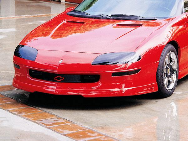 RKSport 01013001 |  CA300 Front Fascia Spoiler 1993-97 V8 / V6