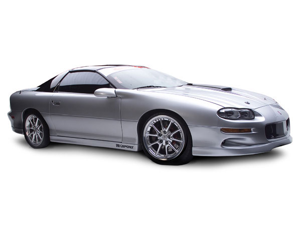 RKSport 01018060:  CA800 Camaro Ground Effects W/Center Exit Rear Facia 1998-02 V8 / V6