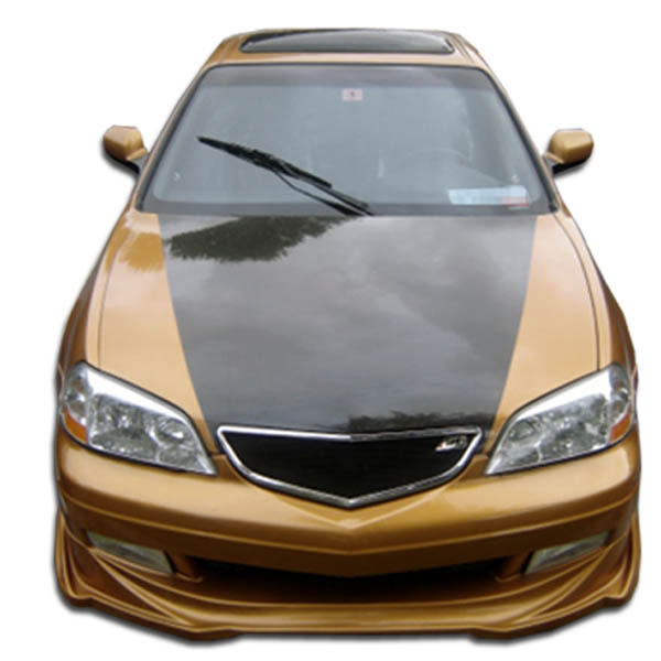 Duraflex 110000 | Acura CL Duraflex Cyber Body Kit 4-Piece; 2001-2003