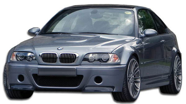 Carbon Creations 105471: 2001-2006 BMW 3 Series M3 E46  CSL Look Body Kit - 2 Piece