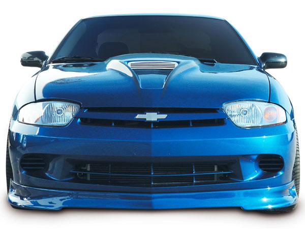 RKSport 02013064 |  Cavalier Ram-Air Hood w/Carbon Fiber Blister SS Style; 2003-2004