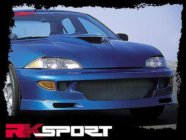 RKSport 02015003 |  Cavalier 2 Door Ground Effects Package w / Front Bumper; 1995-1999