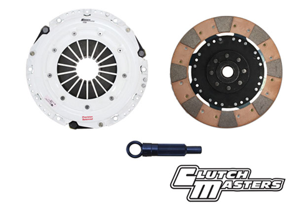 Clutch Masters 02017-HDBL-R |  Audi TT Quattro - 4 Cyl 1.8L MK1 Turbo 5-Speed Clutch Master FX500 Clutch Kit; 2001-2002
