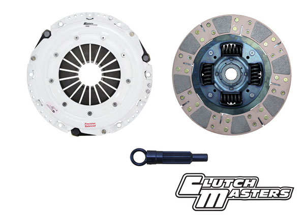 Clutch Masters 02017-HDCL-D |  Audi TT Quattro - 4 Cyl 1.8L MK1 Turbo 5-Speed Clutch Master FX400 Clutch Kit; 2001-2002
