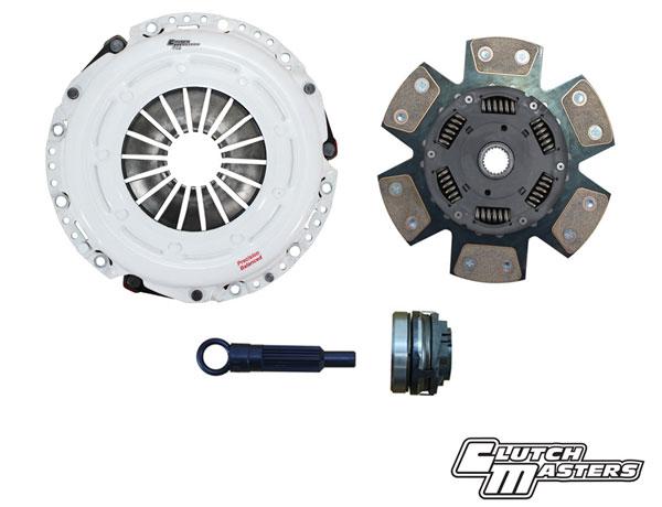 Clutch Masters 02025-HDC6 |  Audi A4 Quattro - 4 Cyl 2.0L B7 Turbo 6-Speed Clutch Master FX400 Clutch Kit; 2005-2008