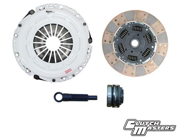 Clutch Masters 02025-HDCL    Audi A4 - 6 Cyl 3.0L B6 Clutch Master FX400 Clutch Kit; 2002-2005