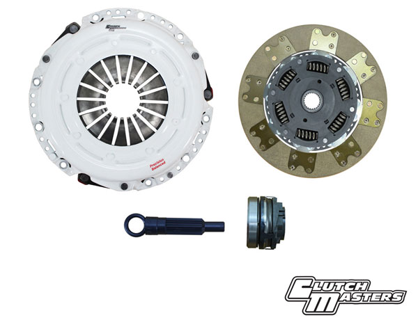 Clutch Masters 02025-HDTZ |  Audi A4 Quattro - 4 Cyl 2.0L B7 Turbo 6-Speed Clutch Master FX300 Clutch Kit; 2005-2008