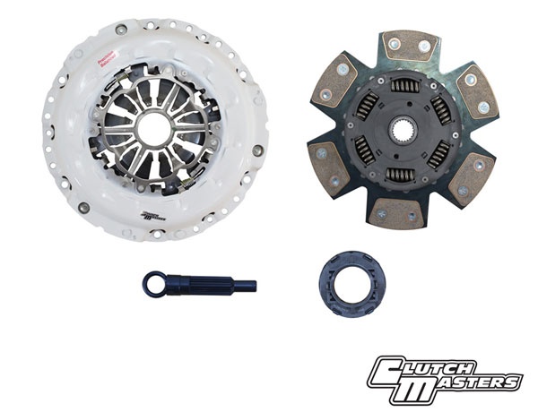 Clutch Masters 02050-HDC6 |  Audi S4 - 8 Cyl 4.2L B7 ( From 07/05 To 12/08) Clutch Master FX400 Clutch Kit; 2005-2009