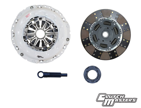 Clutch Masters 02050-HDFF |  Audi S4 - 8 Cyl 4.2L B7 ( From 07/05 To 12/08) Clutch Master FX350 Clutch Kit; 2005-2009