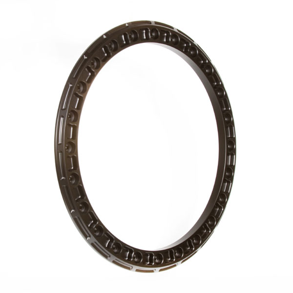 Method Wheels br-db17-3-b | Method Beadlock Ring - 17in Forged - Style 3 - Matte Black