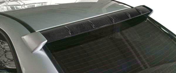 Carbon Creations 105949: 2002-2007 Subaru Impreza WRX STI 4DR  Z-Speed Roof Window Wing Spoiler - 1 Piece