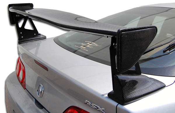Carbon Creations (105229) 2002-2006 Acura RSX Carbon Creations Type M Wing Trunk Lid Spoiler - 1 Piece