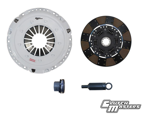 Clutch Masters 03010-HD0F |  BMW 325E - 6 Cyl 2.7L E30 Clutch Master FX250 Clutch Kit; 1982-1986