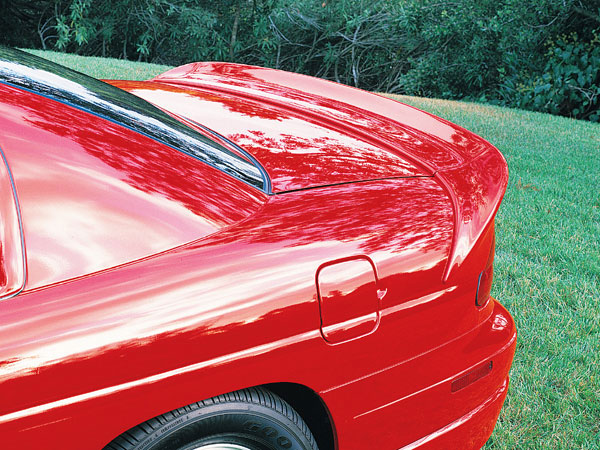 RKSport 03012010    Three-Piece Spoiler For Monte Carlo; 1995-1999