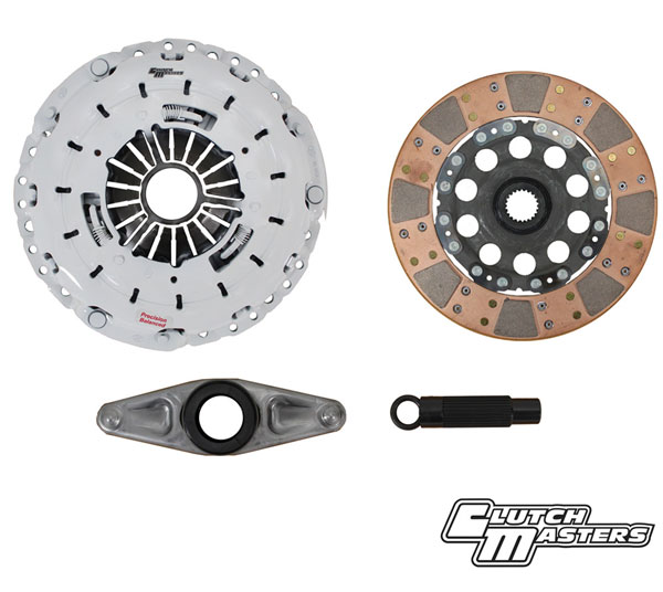 Clutch Masters 03033-HDBL-R |  BMW 328I - 6 Cyl 3.0L E90 N52 (US Model) Clutch Master FX500 Clutch Kit; 2007-2010