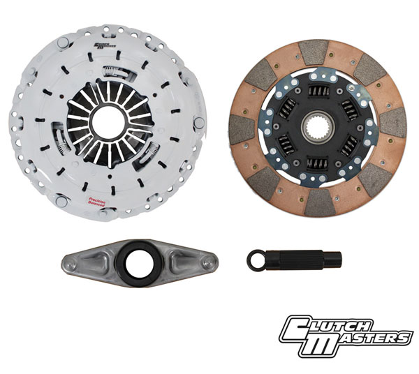 Clutch Masters 03033-HDCL-D |  BMW 530I - 6 Cyl 3.0L E60 N52 (US Model) Clutch Master FX400 Clutch Kit; 2006-2007