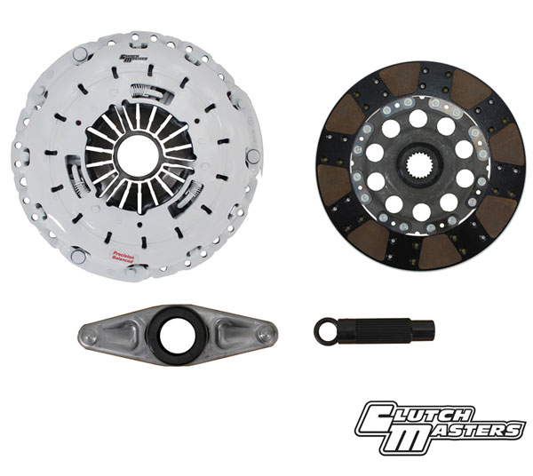 Clutch Masters 03033-HDFF-R |  BMW 330I - 6 Cyl 3.0L E90 N52 (US Model) Clutch Master FX350 Clutch Kit; 2006-2007