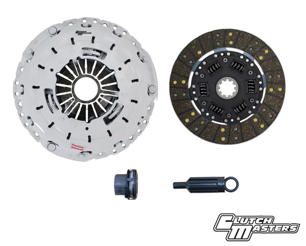 Clutch Masters 03040-HD00-D |  BMW M3 - 6 Cyl 3.2L E46 6 Speed Clutch Master FX100 Clutch Kit; 2001-2005