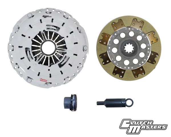 Clutch Masters 03040-HDTZ-R |  BMW M3 - 6 Cyl 3.2L E46 6 Speed Clutch Master FX300 Clutch Kit; 2001-2005