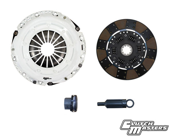 Clutch Masters 03049-HD0F-D |  BMW 325XI - 6 Cyl 2.5L E46 (5-Speed) Clutch Master FX250 Clutch Kit; 2001-2005