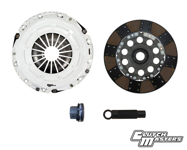 Clutch Masters 03051-HD0F-R |  BMW 325I - 6 Cyl 2.5L E46 (6-Speed) Clutch Master FX250 Clutch Kit; 2001-2005