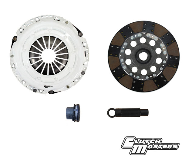Clutch Masters 03051-HDFF-R |  BMW 530I - 6 Cyl 3.0L E60 (6-Speed) Clutch Master FX350 Clutch Kit; 2004-2005