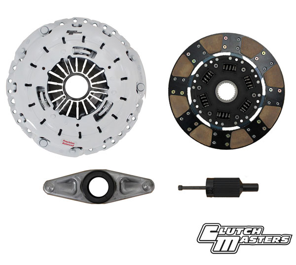 Clutch Masters 03055-HD0F-D |  BMW 1M - 6 Cyl 3.0L Twin Turbo N54 (US Model) Clutch Master FX250 Clutch Kit; 2011-2012