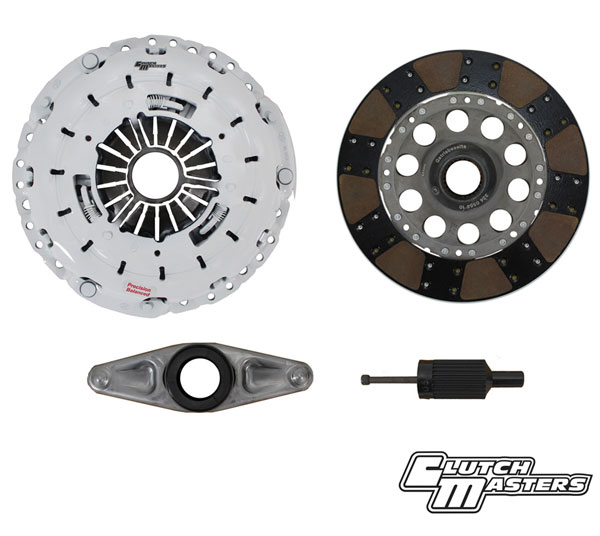 Clutch Masters 03055-HD0F-R |  BMW 535I - 6 Cyl 3.0L E60 Twin Turbo N54 (US Model) Clutch Master FX250 Clutch Kit; 2008-2010