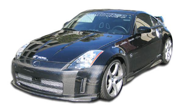 Carbon Creations (110890) 2003-2008 Nissan 350Z Carbon Creations N1 Body Kit - 5 Piece