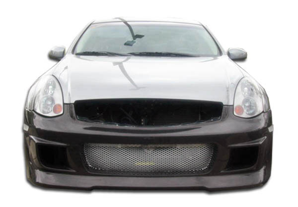 Carbon Creations 102804: 2003-2007 Infiniti G Coupe G35  Type G Front Bumper Cover - 1 Piece
