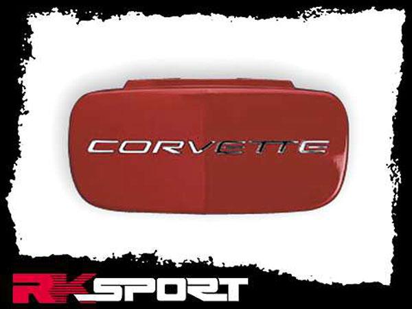 RKSport 04011333 | Corvette C5 Front Bumper Letter Set; 1997-2004